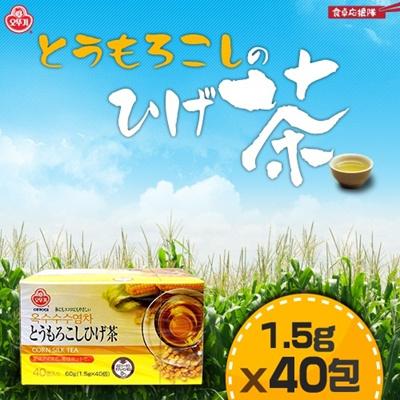 【特価】オットギ とうもろこしのひげ茶 40包入 美容 健康飲料 韓国茶 韓国食品の画像