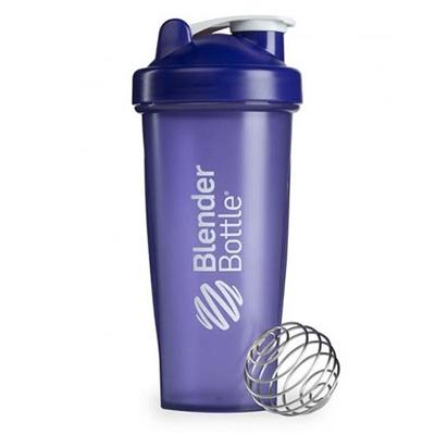 ブレンダーボトル(Blender Bottle) クラシックフルカラー Classic Full‐Color 28オンス(800ml) パープル GEX BBCL28FC PR 【シェーカー サプリメント プロテイン ミキサー スクイズボトル】の画像