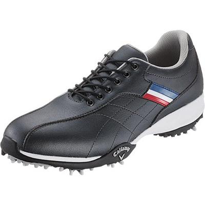 キャロウェイ(Callaway) ウィメンズ アーバンスタイル 15 JM ゴルフ スパイク BLK/NVY/RED 【レディース 靴 シューズ】の画像