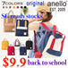 *SG LOCAL* ORIGINAL ANELLO BACKPACK JAPAN HOT SELL SCHOOL BAG CANVAS BAG FOR KIDS LADIES STUDENTS