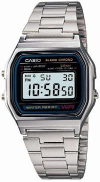 ★話題のチープカシオ★ カシオ CASIO 腕時計 スタンダード A158WA-1JF メンズ