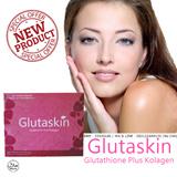 GLUTASKIN - Glutathione + Collagen (Glucogen) ♥ SEHAT CANTIK PUTIH dan AWET MUDA ( PERMANENT!! ) dengan GLUTASKIN ^^