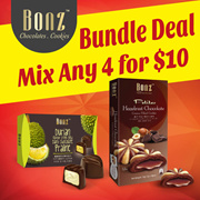 [BONZ™] BUNDLE DEAL! Creme Praline and Cookies - Mix Any 4 for $10