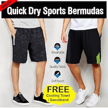 [IMD]♥ 2019 SPORTS Bermudas ♥Quick Dry!SG BEST Seller! Ships same day!Bermudes jersey bicycle soccer