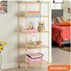 [Sindeal] 5 Deck Storage Rack WJS30120 / 6 Deck Storage Rack WJM30160/ Storage shelves 4 tier/ Kitchen Storage Rack (SQ7007)