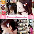 Fashion Accessories /Hair Accessories/Hairband /Headband /Hair clip /Hair band/Head Band/ Hairclip/ Rubber band /Comb/ Hair Bun/ Hair roller/ Hair Twist/ Hair pin/ Hair Ties