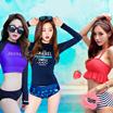 [swimming wear] Swim Wear / Rash Guard / Bikini / Swimming Costume