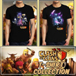 [CLASH OF CLANS / COC] T-Shirt Collections / Kaos COC / Kualitas Terbaik