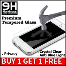 ★ Tempered Glass Screen Protector ★ iPhone 5/6/7 ★ Samsung Note 3/4/5/6 ★ Samsung S5/6/7/7Edge/8 ★