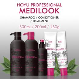 [HOYU] 2Set Price !! Hoyu Professional Medilook Scalp Shampoo/ Conditioner/ Scalp Tonic/ Scalp Clean