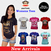 Apply Qoo10 Coupon here - [Paul Frank] Ladies Fashion Tops/Tshirts. Sizes available. Free Shipping!