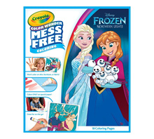 Color Wonder Mess Free Coloring Pad  Markers Frozen