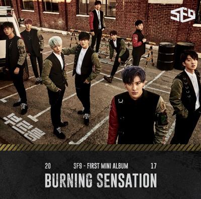 [書留発送]SF91stminialbum[BurningSensation]/ROAR