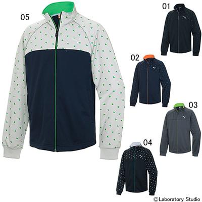 プーマ (PUMA) トレーニングジャケット 903663 [分類:ジャージ 上 (メンズ・ユニセックス)] 送料無料の画像