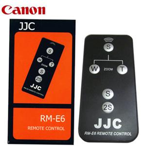 【送料無料】Canon(キャノン) リモコン RC-1,RC-5,WL-DC100互換リモートコントローラー無線リモートシャッター JJC/RM-E6:300D 350D 400D G6 S60 5D2 550D等対応の画像