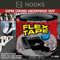 [CRAZY SALE]★Flex Tape★ Strong Rubberized Waterproof Tape/Grip on tight/Super Strong/Instant