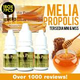 MELIA PROPOLIS PT.MSS / PT.MNI - BELI 1 DAPAT 7 !! GRATIS Sun Cream. TERLARIS DENGAN REVIEW 999++