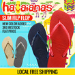 [Oct.28-29 only a few minutes left!! Limited Deal on!][HAVAIANAS]SLIM Filp flop 100% Authentic Local Free Shipping
