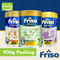 ◄ FRISO ► Gold Milk Powder Step 2/3/4 ★ NATURAL NUTRIENTS ★ 900g LOCAL PACKING