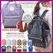 【INSTOCKS READY Buy 2 FREE Shipping】BEST SELLER❤Original Japan ANELLO BACKPACK❤SUKINDOUGY sports gym bag /travel backpack/Large Capacity mummy dayre kids/ kanken student school bag