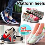 slimming shoes Platform shoes Canvas shoes Platform Heels pantshoes slimming shoes high heels shoes flatform shoes★Flats shoes★Women shoes★Men Shoes★dress shoes★sex ETC★sandals shoes Jelly Shoes