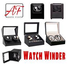XMAS*WINDER* Premium Automatic Watch Winder ♤ Winding Watch Box after Storage ♤ Singapore Power Plug