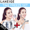[USE $22 COUPON HERE!][Laneige] ★SG Lowest Price★ Time Freeze Set / Total Anti-Aging/ Time Freeze Firming Sleeping Mask +Time Freeze Face-Fit Roller / Wrinkle Filler / Amporepacific / Korean Cosmetic