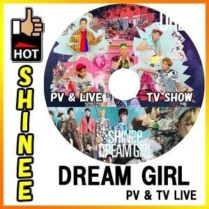 ◆K-POP DVD◆SHINee シャイニー 2013 PV DVD amp  TV Show DVD 韓流dvd / テミン ミンホ ジョンヒョン キー オンユの画像
