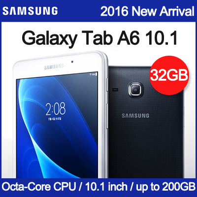Qoo10 Super Deal Samsung Galaxy Tab A 6 10 1 32 Gb
