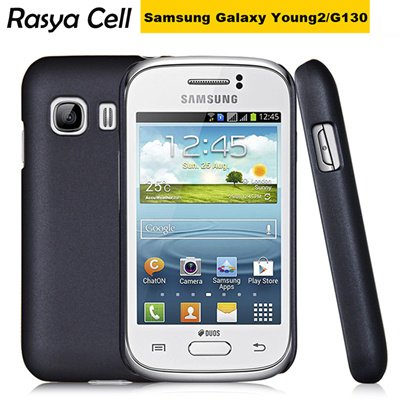 Samsung GALAXY Young 2 SM-G130H Gray and White Smartphone (4GB)