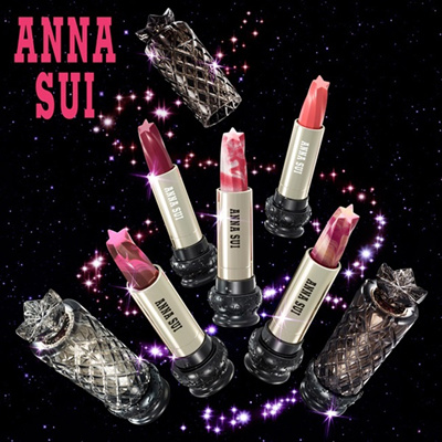 ANNA SUI LIP STICK Vカラフルな流れ星に願いをこめて。ひとぬりで目を奪われるほどに発色。リップ スティック Vの画像