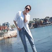 [mayblue]★送料無料★♥韓国ECサイト大ヒット!商品♥♥Limited Item♥♥人気沸騰♥♥ナナメカッティング半袖ロングTシャツ