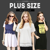 2015 New Pattern Top /Dress /Blouse/ Skirt/Midi Skirts /T-Shirts Plus Size S to 6XL Over 300 Designs
