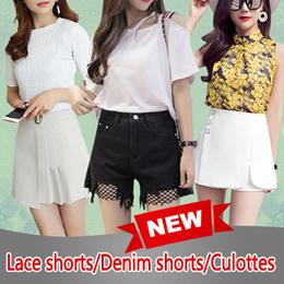 【new fashion world】2018 New Ladies Skirts Shorts Skorts Collection Pants