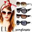 [ELLE] SunGlasses 14 Designs / sunglasses / uv protection 99.9% / glasses / fashion goods / authentic / brand / EYESYS