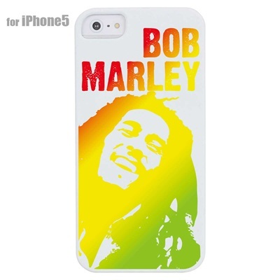 【iPhone5S】【iPhone5】【レゲエ】【iPhone5ケース】【カバー】【スマホケース】【BOB MARLEY】 ip5-08-j0004の画像