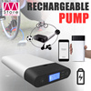 Rechargeable Pump!!! Quick Pump / lightweight and Portable / Smart Inflator / Multiple Function / Outdoor / Inflating Tyres / High Quality Batteries / Security and Stability【M18】