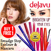 🌟BUY 1 FREE 1🌟No.1 In Japan🌟Dejavu Mascara🌟Dejavu Eyeliner🌟Smudge Stop🌟Water Proof🌟