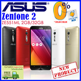 [READY STOCK] ASUS ZENFONE 2 LTE Dual Sim ZE551ML 2GB/32GB Free ongkir jabodetabek
