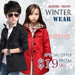 Children Winter Autumn Coat Jacket Blazer Cardigan Wind Breaker Kids Baby Toddler Boy Girl Travel
