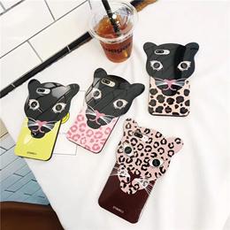 アイフォリア Iphoria レディース アクセサリー iPhoneケース【Leo Head Animal iPhone 7 Case】