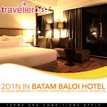 Batam I Hotel Baloi Package