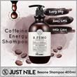 FREE SHIPPING!!K-Beauty Besone R.Femo Caffeine Energy Shampoo 400ml/ Hair Thickening Anti HAIR LOSS from Korea