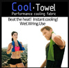 Instant Cooling Sport Towel/ Ice Cool Towel Gym Yoga Jogging Cycling Sports