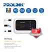 PROLiNK 4G LTE WiFi Hotspot w/ LED 150Mbps - PRT7010L|3 Years Local (Singapore) Manufacturer Warranty