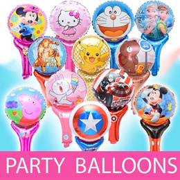 BUY 10 GET 1 FREE★Foil Balloon Baby Full Month Kids Birthday Party Balloons Cartoons Children Day