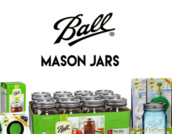 SALE! *CHEAPEST ON Qoo10* FOC SHIPPING Original Ball Mason Jars Made in USA fruit infuser Ball wide Deals for only S$70 instead of S$0