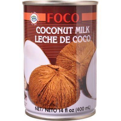 荒井商事 フォコ ココナッツミルク 400ml E195161H