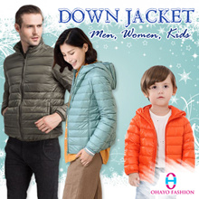 【Ultra Light Down】Foldable Down Jacket / Winter Jacket/ Jacket Women / Jacket Men / Down Jacket Lex / Hoodie Jacket / Down Winter Jacket /Kids Jacket /  Travel Coat / Winter Coat/ Winter Jacket Men