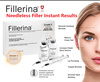 Highly Raved Needleless Filler Instant Result [Fillerina]星级去皱填充神器Dermo Cosmetic Filler Treatment (Grade 3) 28x2ml /Anti- Aging/Lifting/Crowfeet/Wrinkle/Neck Wrinkle/Lip Pumping/Deeply Moisturize